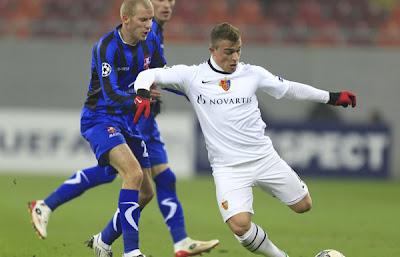 Otelul Galati 2 - 3 FC Basel (1)