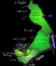 Mapa de Palos Blancos