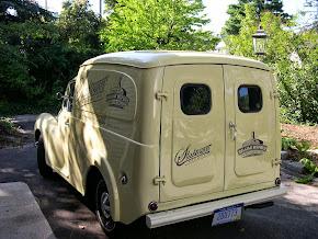 Slabtown Brewery Van