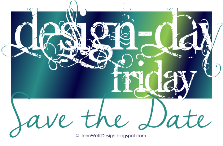 Design-Day Friday: Save the Date | Business, Life & Design