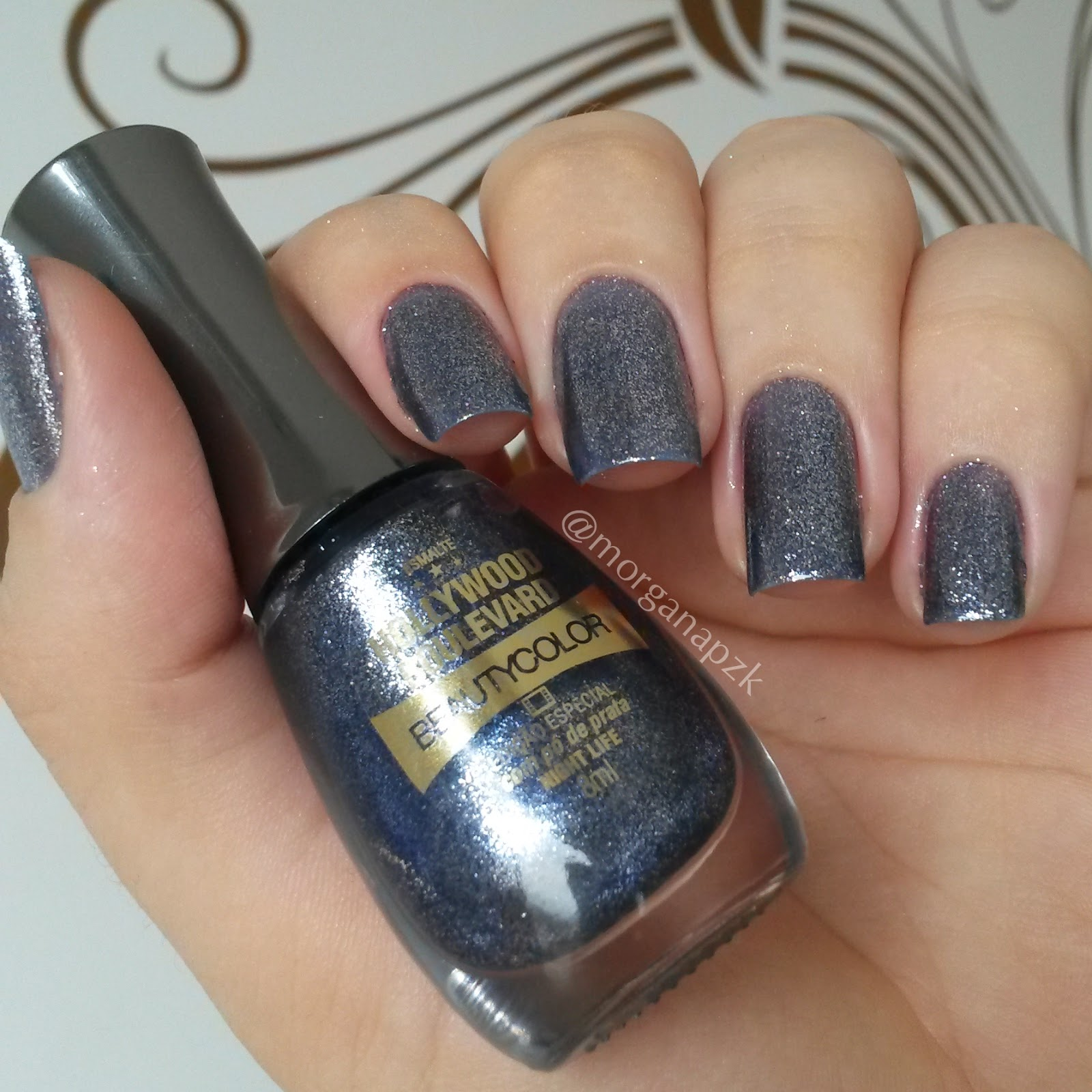 Esmalte Night Life - Coleção Hollywood Boulevard - Beauty Color