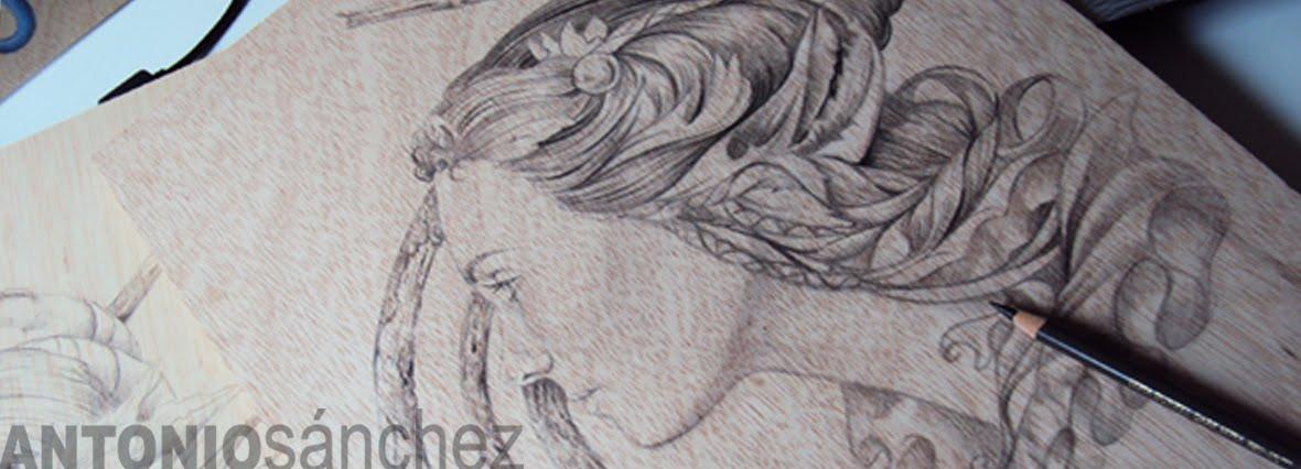 Antonio Sánchez - Ilustración