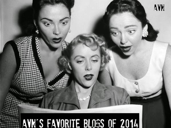 AVN's Favorite Blogs of 2014
