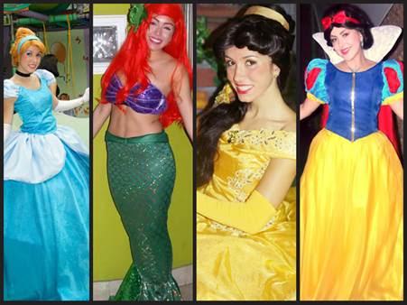 Bangu Shopping apresenta 'Tarde com as princesas' neste domingo