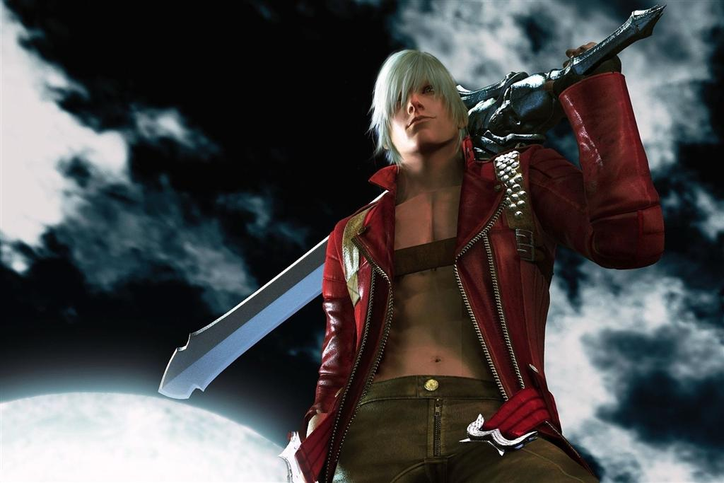 Devil May Cry HD & Widescreen Wallpaper 0.915718178136875