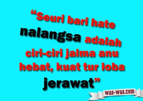 Gambar Lucu Bahasa Sunda - Kata Mutiara - Cerlawak Blog