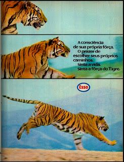 propaganda Esso - 1971