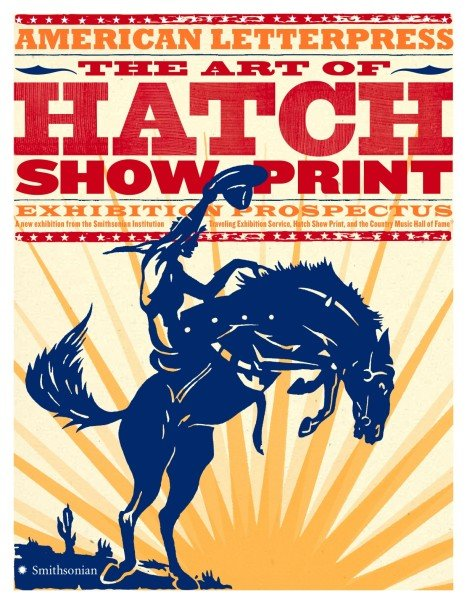 nashville gift guide hatch show print