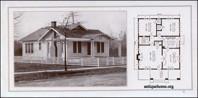 The Daily Bungalow The American Lumberman House Plans