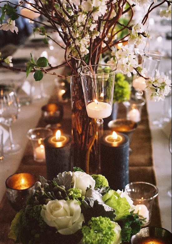 Beautiful Bridal 9 Stunning Fall Wedding Tablescapes