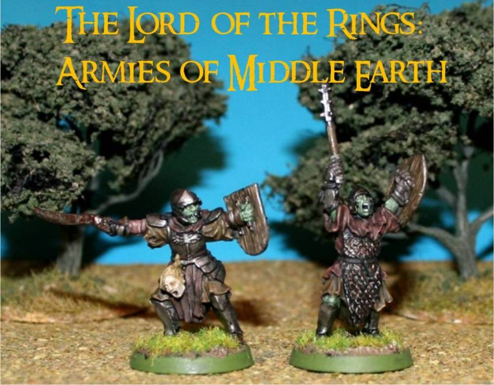 The Lord of the Rings: Armies of Middle Earth