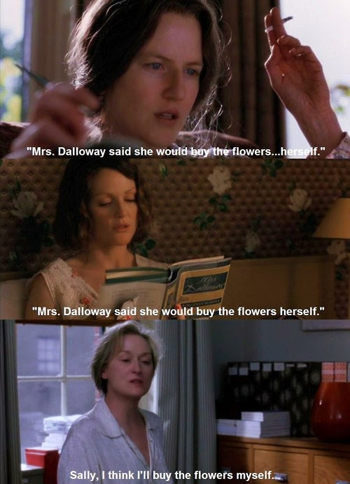 Clarissa dalloway quotes