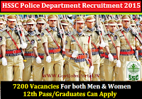 Police Recruitment 2015