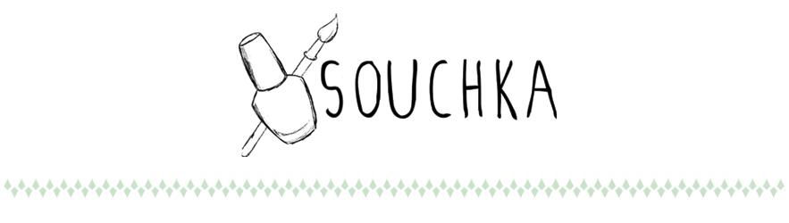 ♡ Souchka ♡ Blog nail art, blog beauté, nail artist manucure freelance à Paris...