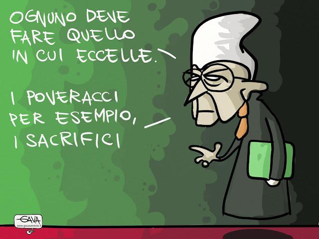 Gava Satira Vignette Monti Poveracci