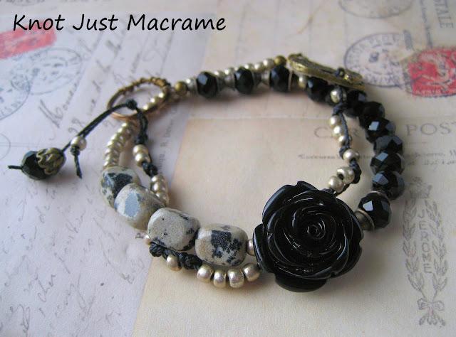 Necklace doubles as a wrap bracelet
