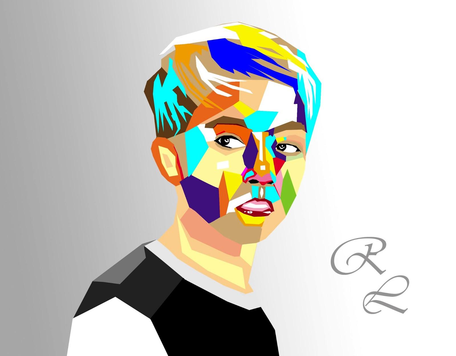 Edit foto wajah jadi warna warni 33
