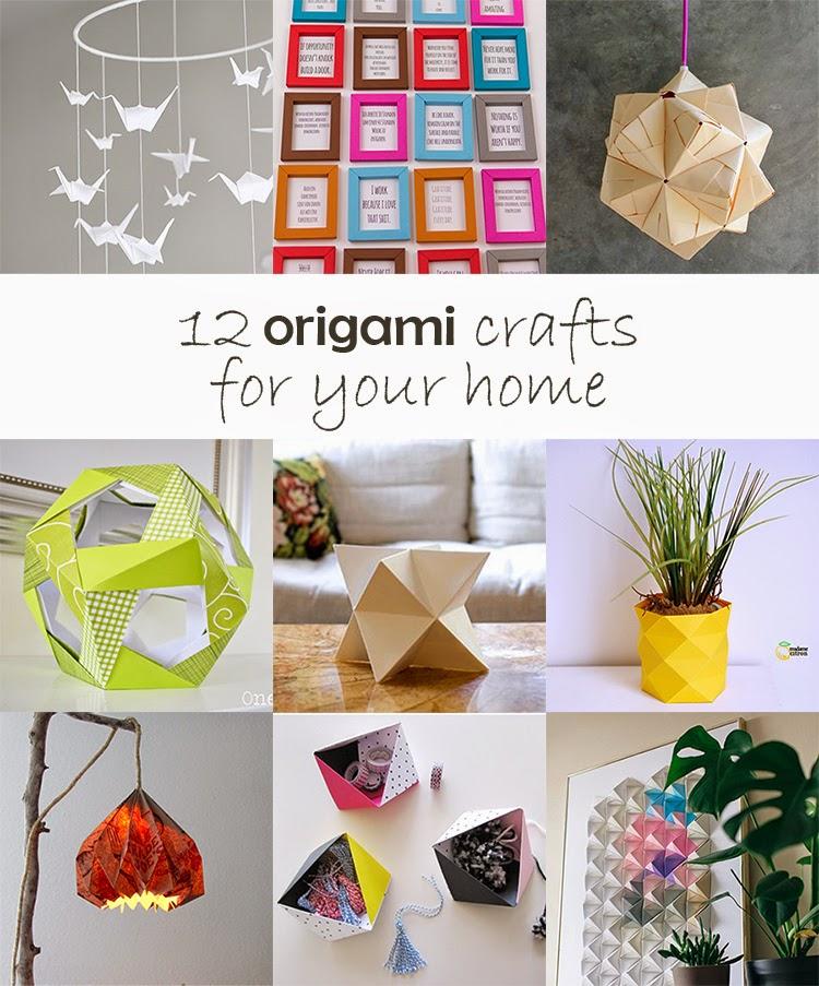 DIY Monday Origami