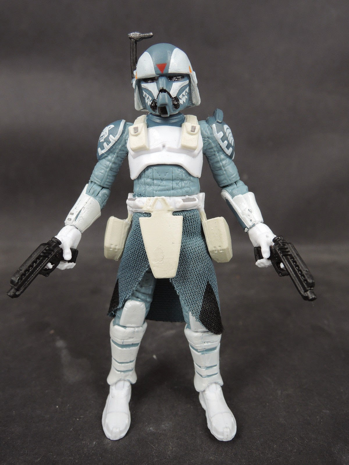 Star Wars The Black Series Clone Commander Wolffe loose 2015 F3 wave 7