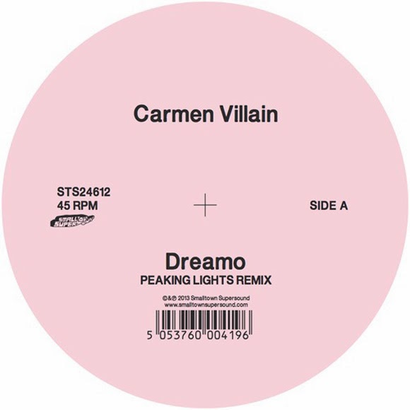Carmen Villain - Dreamo (Peaking Lights Remix)