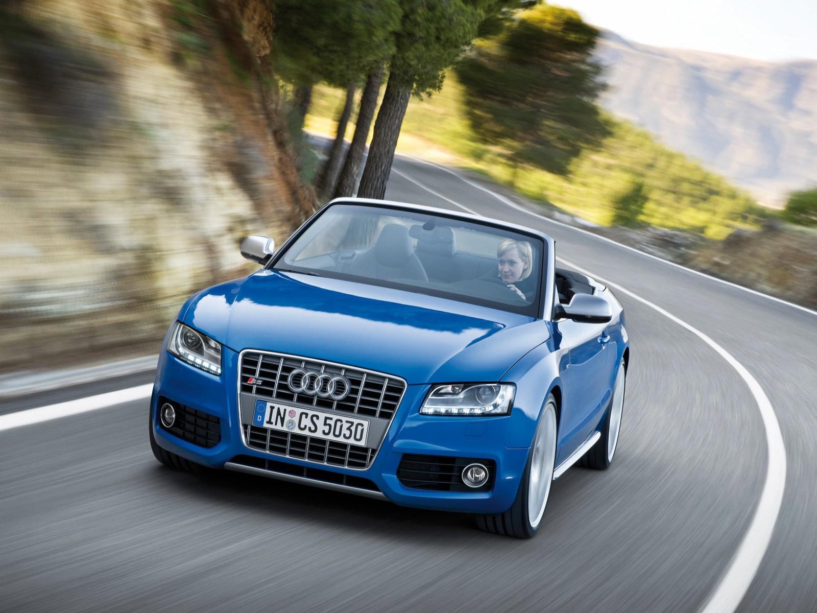 tartdoeg: 2010 Audi S5 Cabriolet