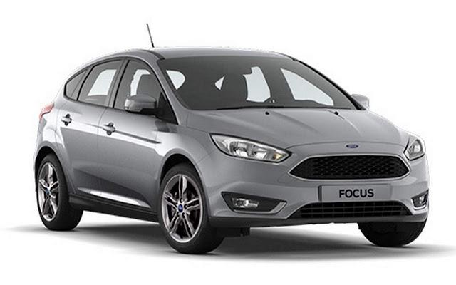 Novo Focus SE 1.6  2016