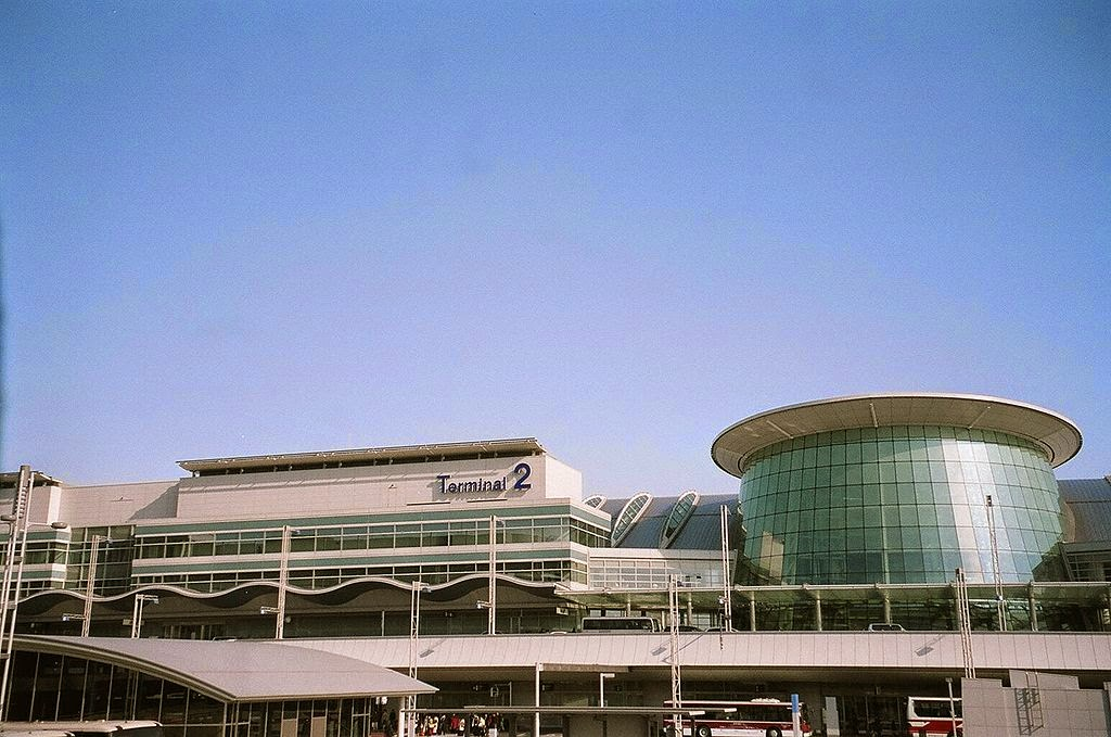 Tokyo International Airport Address Japan