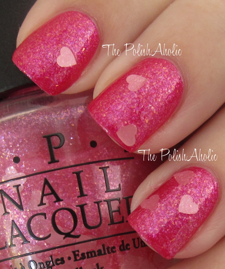 The PolishAholic: OPI Vintage Minnie Mouse Collection Swatches!
