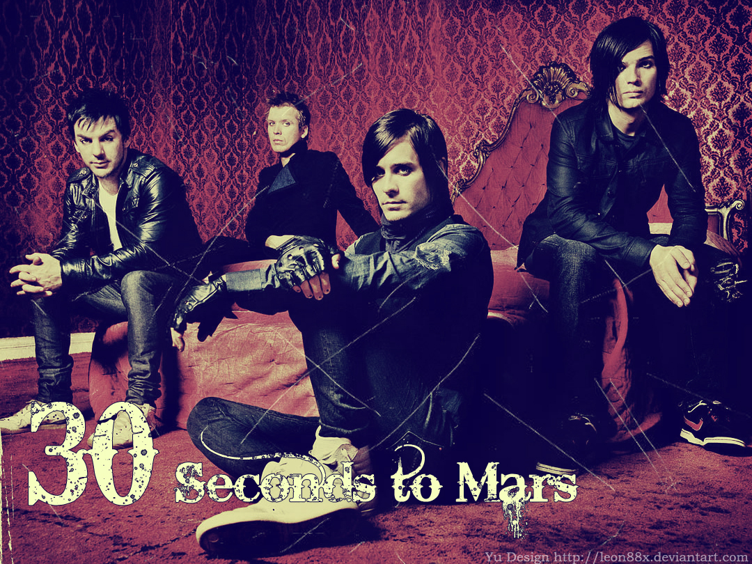 30 SECONDS TO MARS wallpaper ~ ALL ABOUT MUSIC