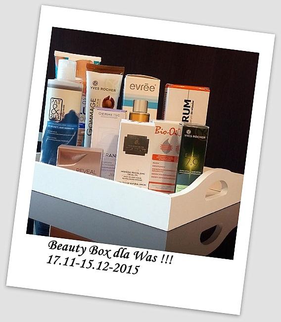 Beauty Box dla Was !!! Druga edycja :)