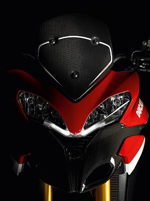 Ducati Multistrada 1200S Pikes Peak Special Edition (7 Gambar)