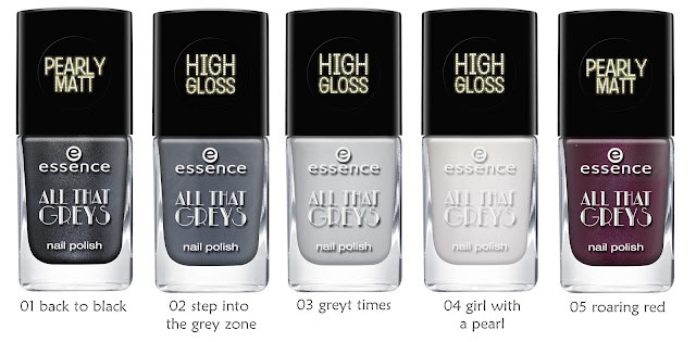 Preview: Essence All That Greys TE