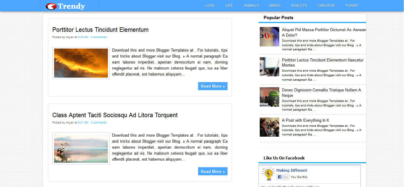 Html templates for blogger free download 3588754 - metabo01.info