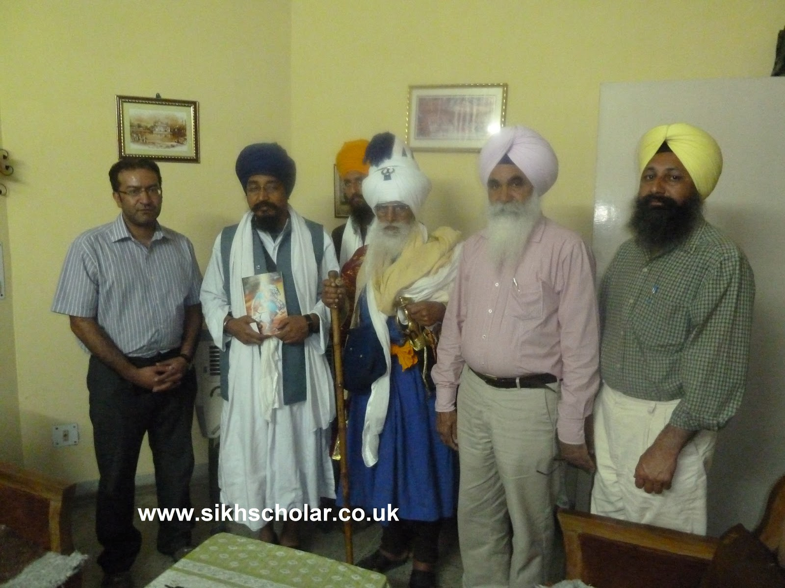 Baba gurinder singh dhillon family photo 6 Great