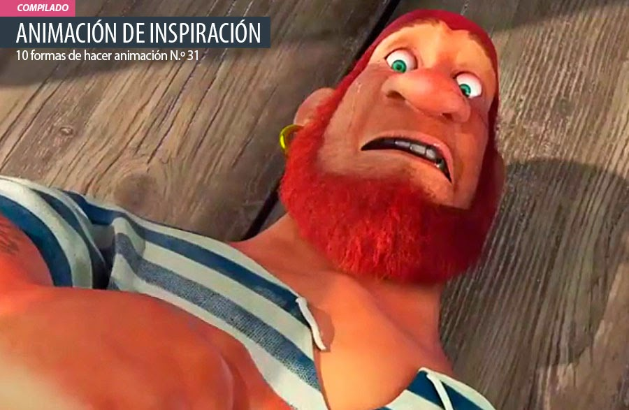 Animación. 10 formas de hacer animación N.º 31