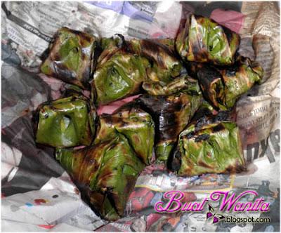 Sata Ikan. Makanan Sedap Best Terengganu Mesti Cuba Rasa. Makanan Sedap Best di Terengganu Mesti Beli.