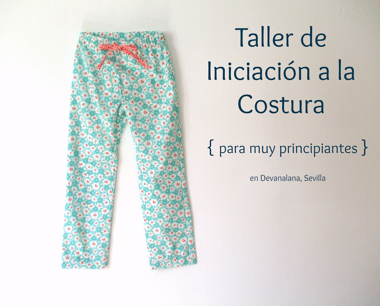 la inglesita: Taller de Costura tope guay!! :: My first sewing class!