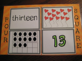 http://www.teacherspayteachers.com/Product/Four-Square-Math-Game-950644