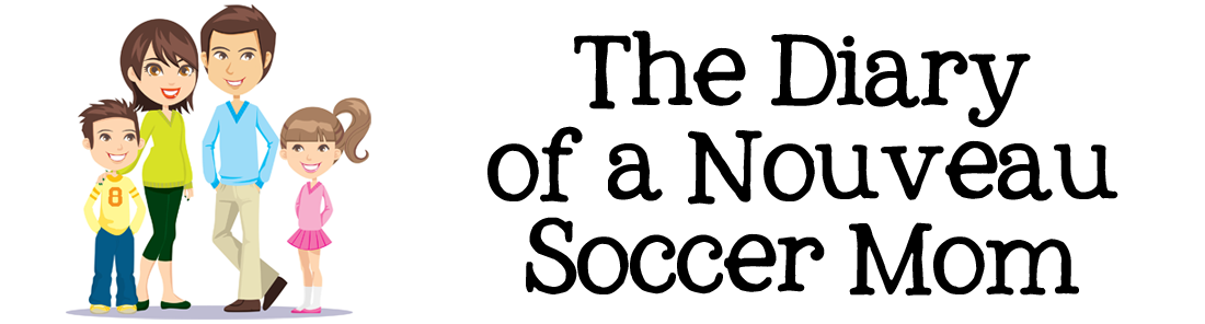 The Diary of a Nouveau Soccer Mom
