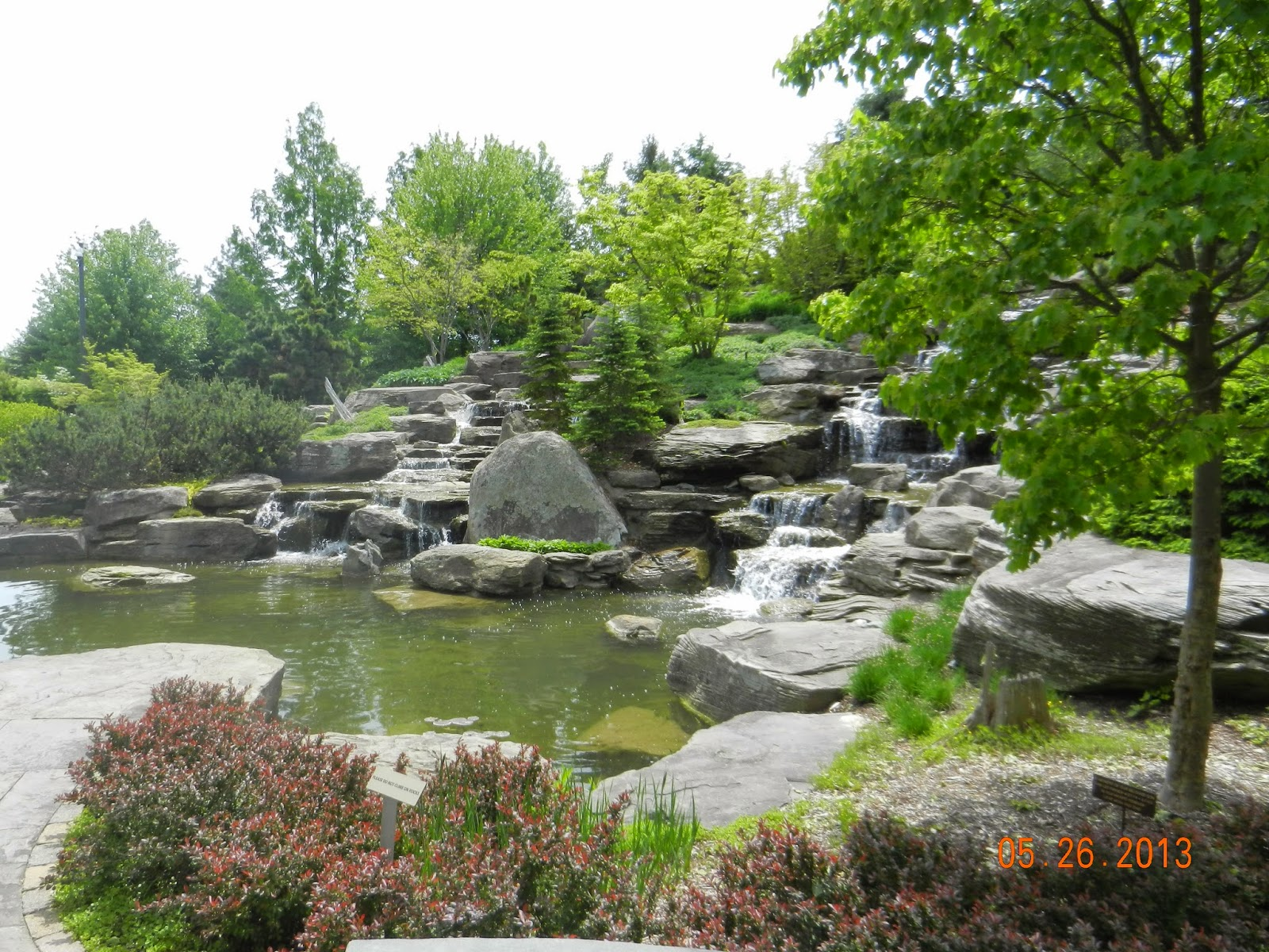 MI Lake Home Garden: MI Garden History: Meijer Gardens - Grand ...