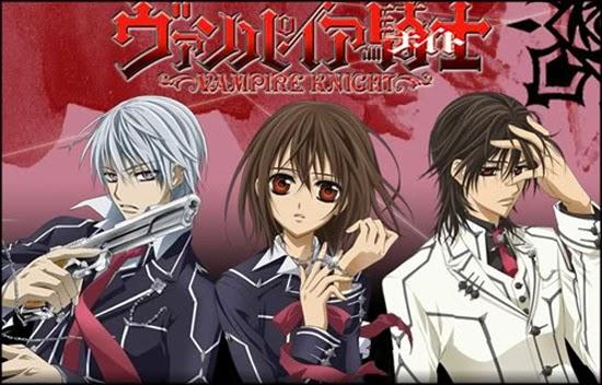 Học Viện Ma Cà Rồng 2 -Vampire Knight Guilty