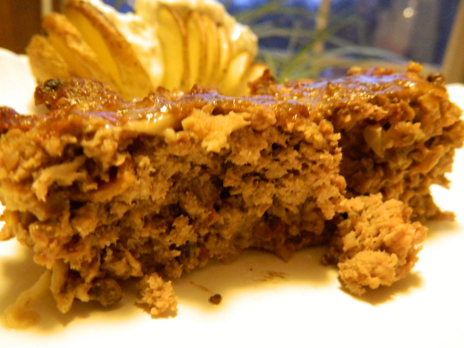 Recipes Straight from the Kowboys Home: Bacon Mushroom Swiss Meatloaf