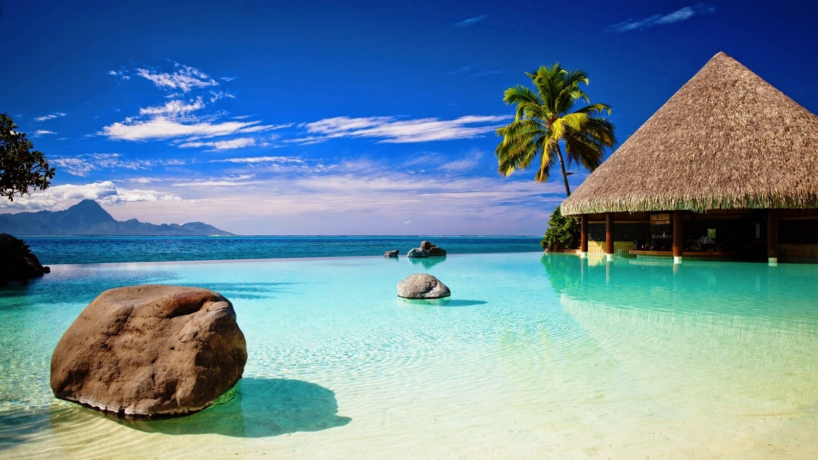 The World Most Beautiful Beaches Wallpapers Full HD