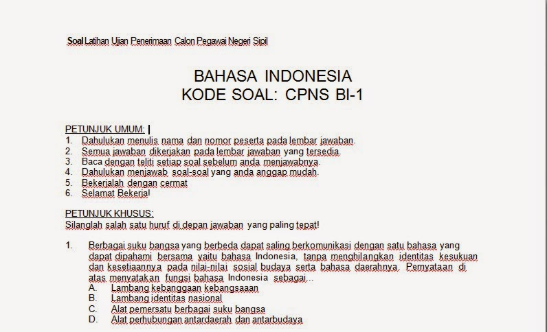 Www Banksoal Web Id Soal Latihan Bahasa Indonesia Sd Latihan Soal Uts Kelas 7 Soal Ulangan
