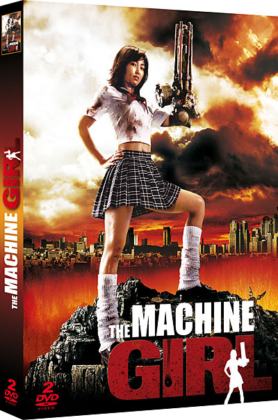 Cô Gái Robot || The Machine Girl