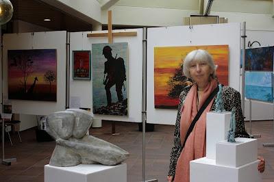 Kunstausstellung in Bürstadt
