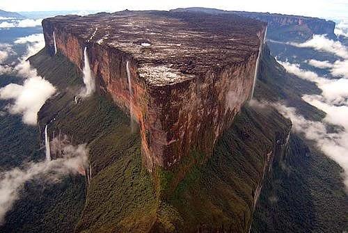 gambar3 Keajaiban Dunia Gunung Roraima
