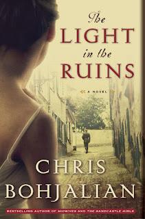 The Light in the Ruins Chris Bohjalian cover