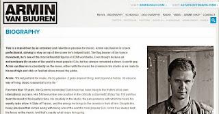 DJ Harus punya site atau blog Profile buat promosi