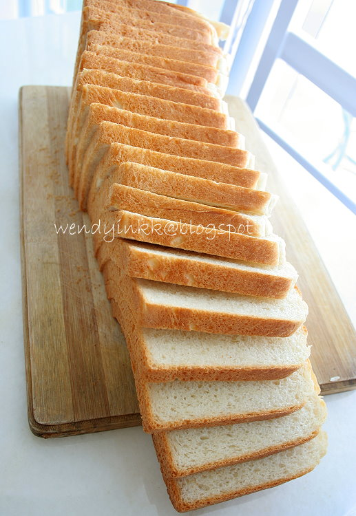 Table For 2 Or More 17 Hours White Bread Loaf White